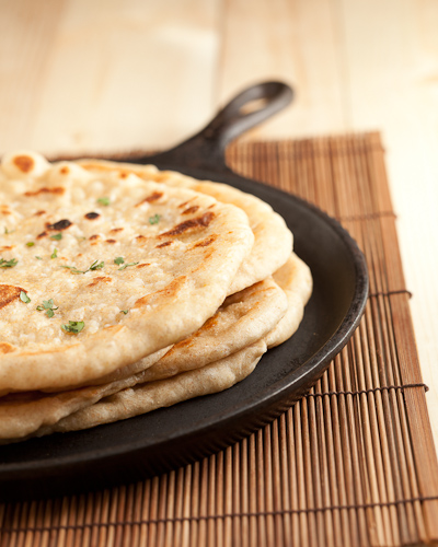 Grilled Flatbread Like Naan 2