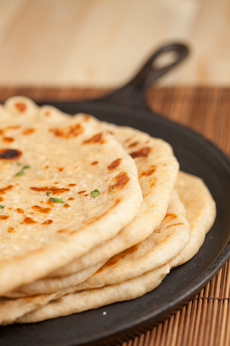 Grilled Flatbread Like Naan 3