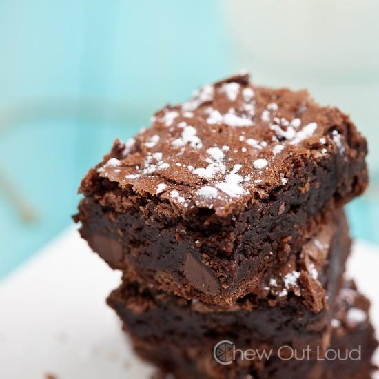 recipe: gooey chocolate fudge brownie recipe [28]