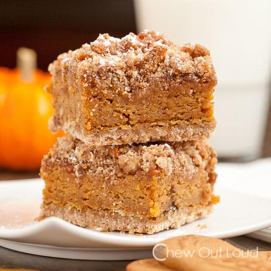 pumpkin bars 5