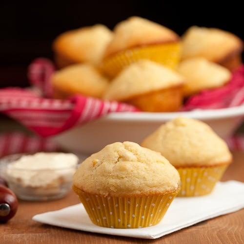 Sweet Corn Muffins