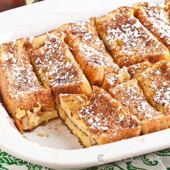 Texas French Toast Bake, french toast casserole