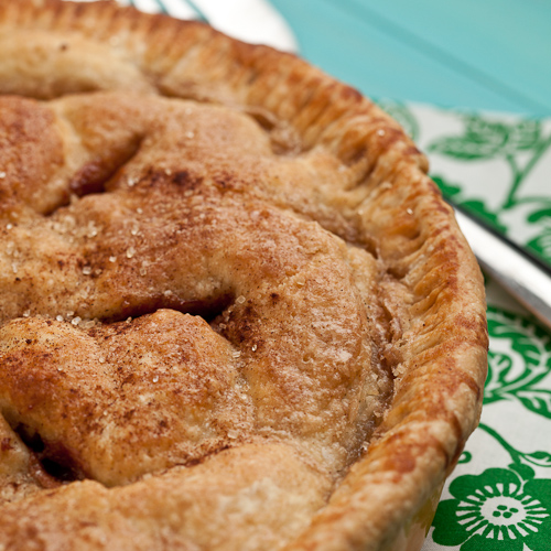 Perfect Apple Pie with Flaky Butter Crust 3