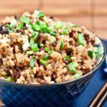sticky rice recipe, asian sticky rice, glutinous rice