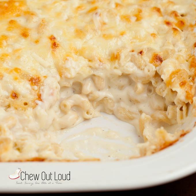 Perfectly Creamy Mac 'n Cheese 3