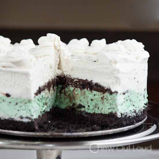 Mint ice cream cake recipe cool whip