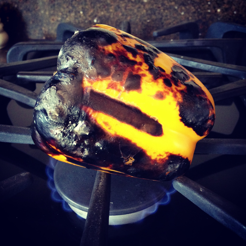 Fire Roasted Pepper