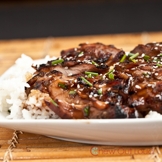 Grilled Chicken Teriyaki 2