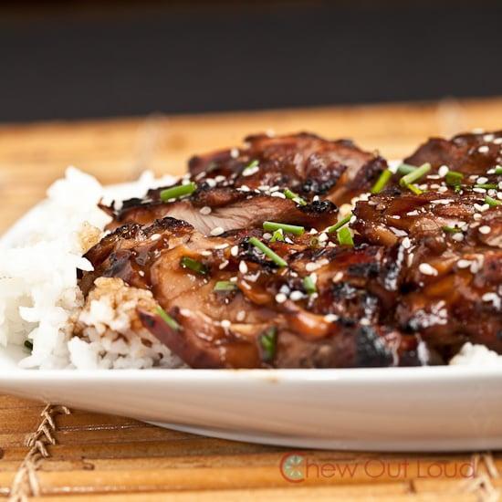 Grilled Chicken Teriyaki 2