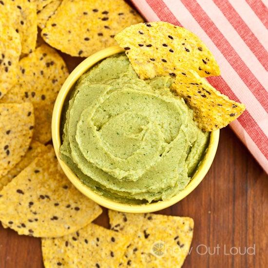 Avocado Hummus 2