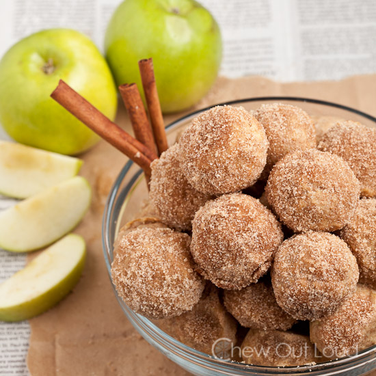 Baked Apple Spice Donuts 4