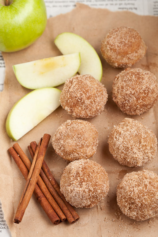 apple spice donuts
