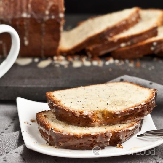 Buttery Poppyseed Bread