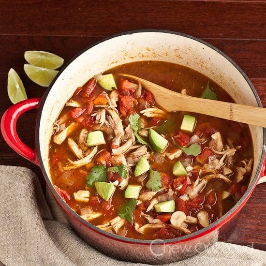 Mexican Chicken Stew 2