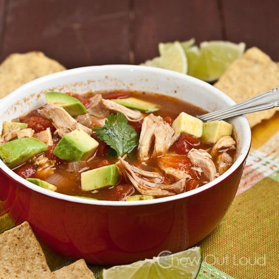 Mexican Chicken Stew 3