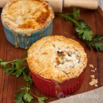 Chicken or Turkey Pot Pie 2