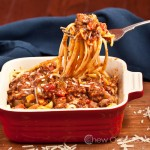 Chunky Vegetable and Sausage Pasta Sauce 3