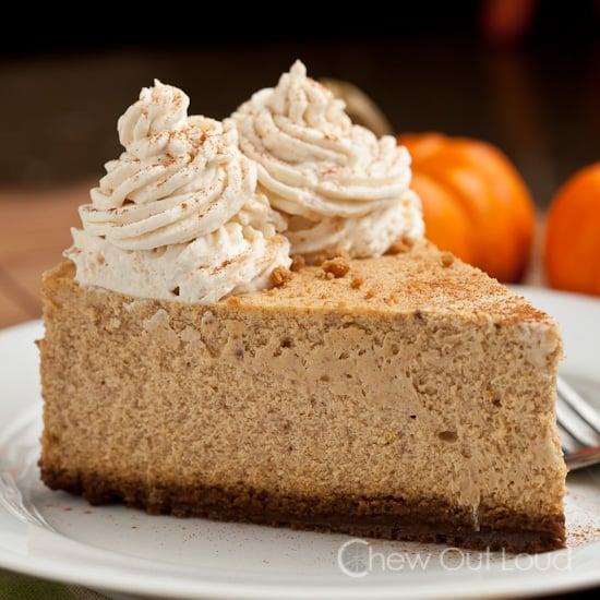 New York Style Pumpkin Cheesecake 3