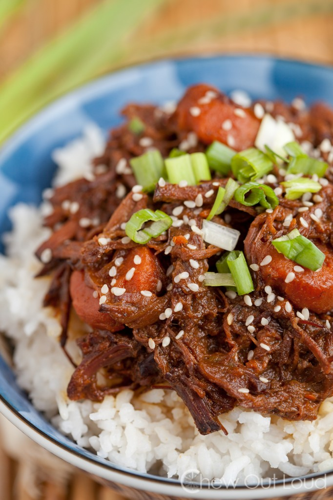 Sweet Korean BBQ Slow Cooker 2'