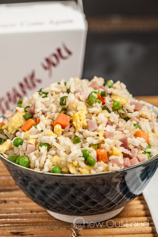 Chinese Fried Rice 4