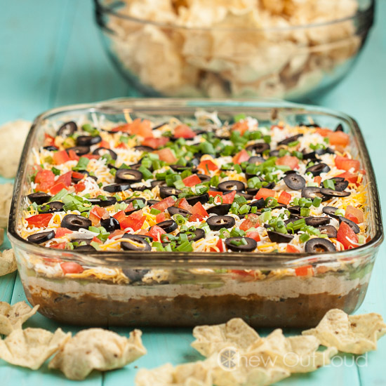 7 Layer Mexican Dip 2