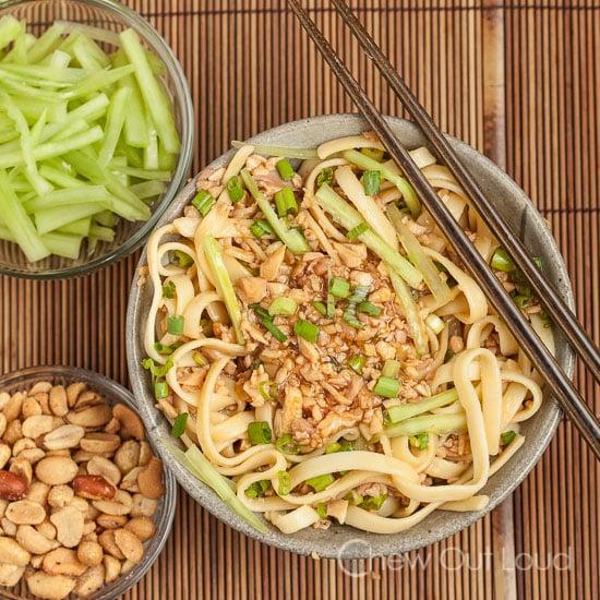 Chinese Dan Dan Mien