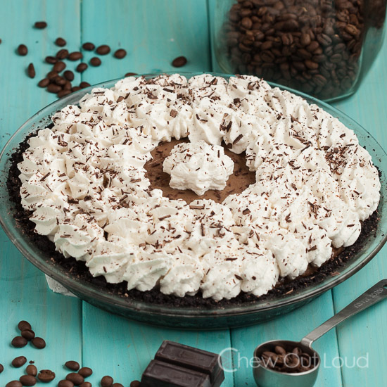 Chocolate Mocha Cream Pie 2