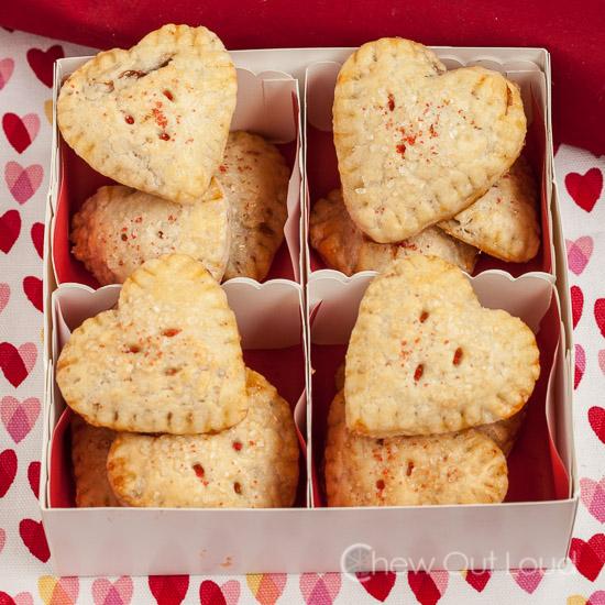 Strawberry Cheesecake Hand Pies (Pop Tarts)