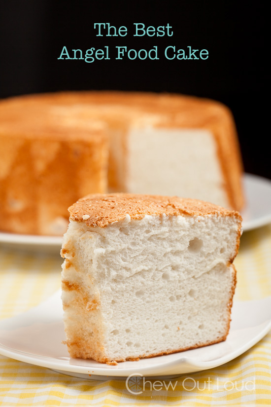 The best ever angel food cake chew out loud best angel food cake forumfinder Image collections