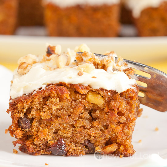 Carrot Cake Cream Cheese