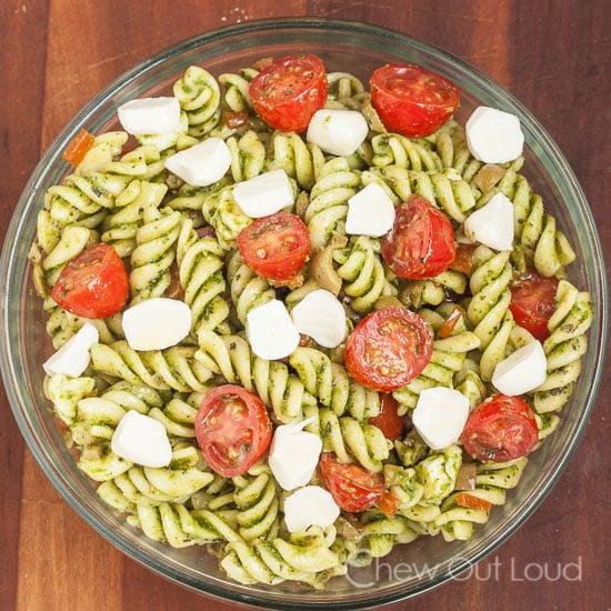 Caprese Pasta Salad