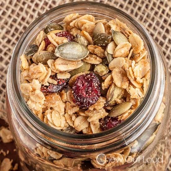 crunchy granola 3