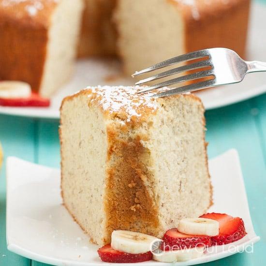 Banana Chiffon Cake 3