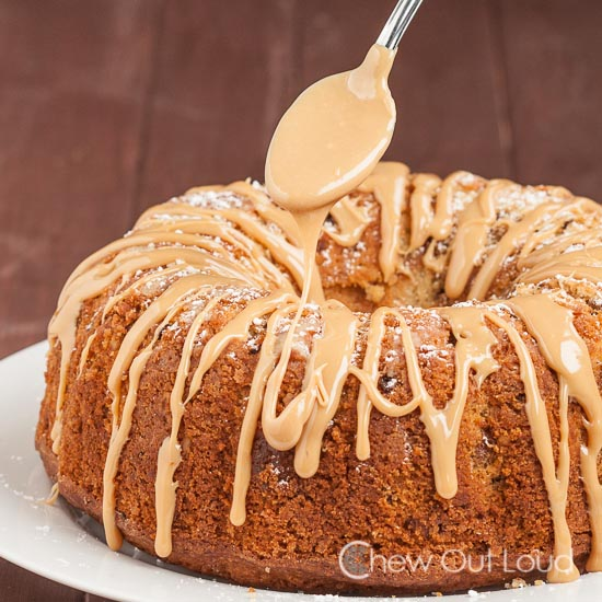 Caramel pound cake recipes from scratch