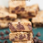 Congo Blondies Bars