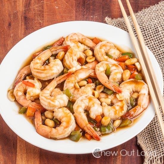 Kung Pao Shrimp 2