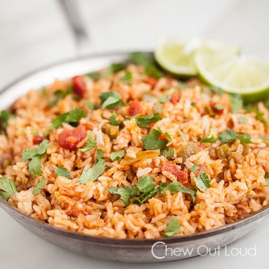 cuban rice and beans recipe chew out loud