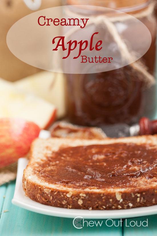 Apple butter 4