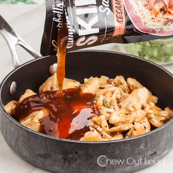 15 Minute Sesame Chicken Recipe 100 Target Giveaway Chew Out Loud