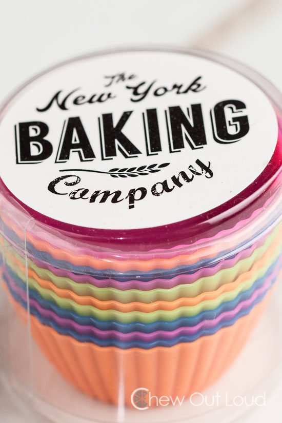New York Baking cups