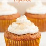 Pumpkin ginger Cupcakes 3