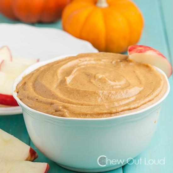 Cheesecake Pumpkin Pie Dip