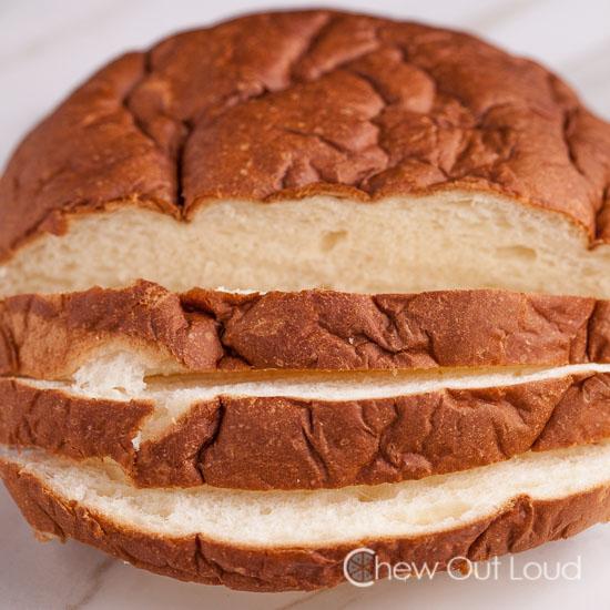 Hawaiian Apple Bread Pudding 5