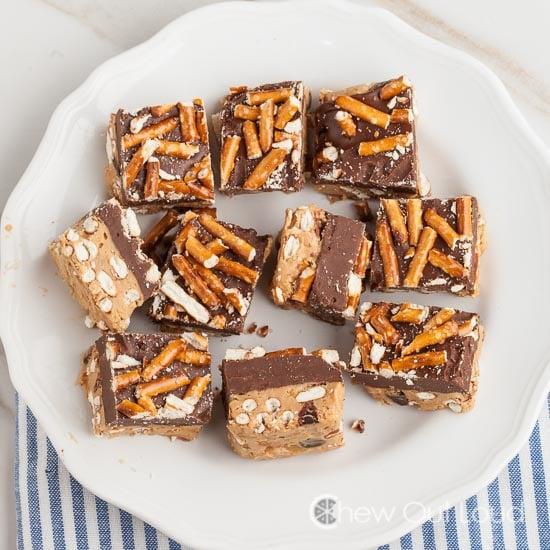 PB chocolate bars 4