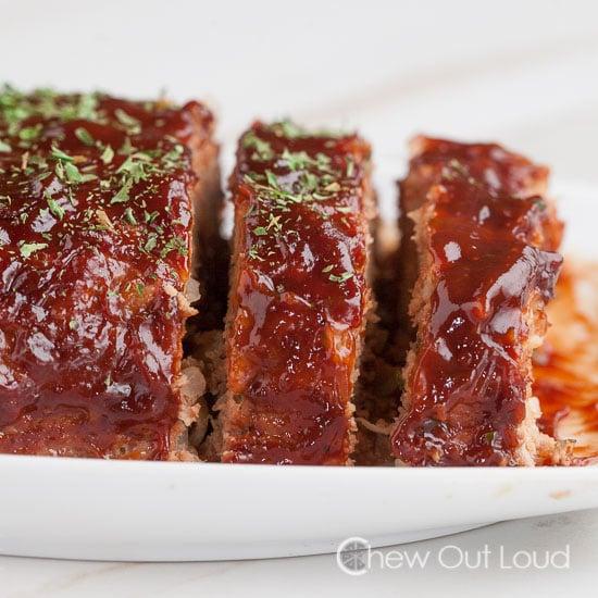 Easy tender meatloaf recipe