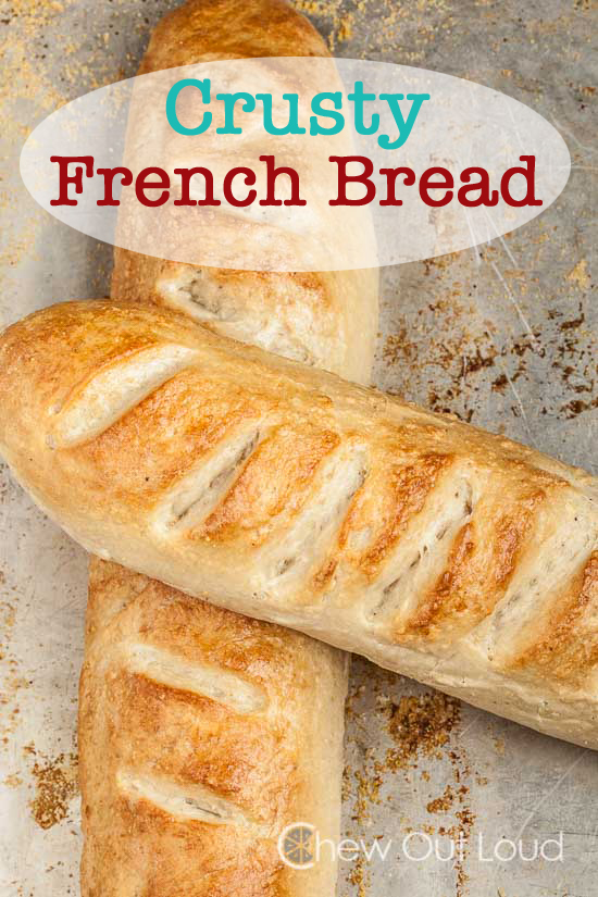 french bread recipe, homemade bread, loaf bread