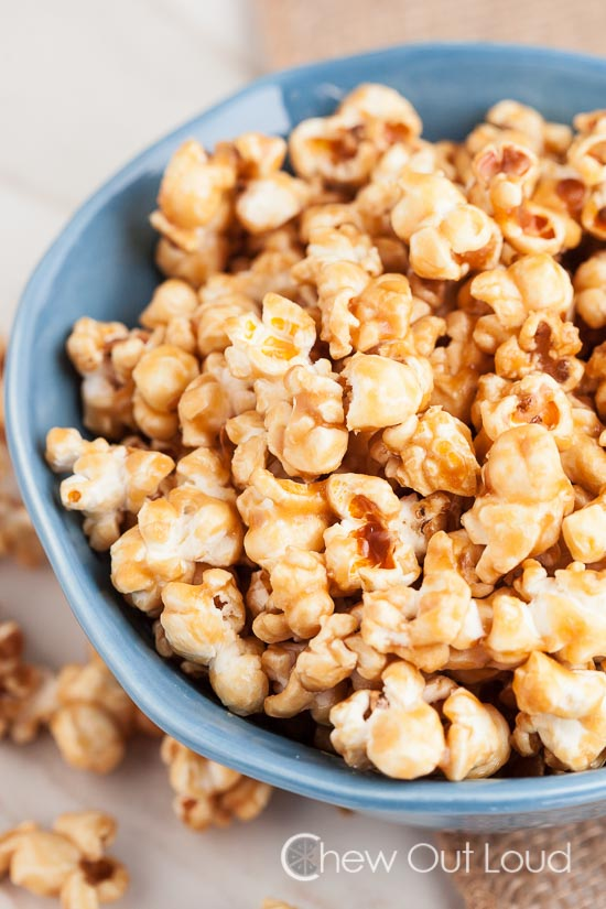 Caramel Popcorn 6