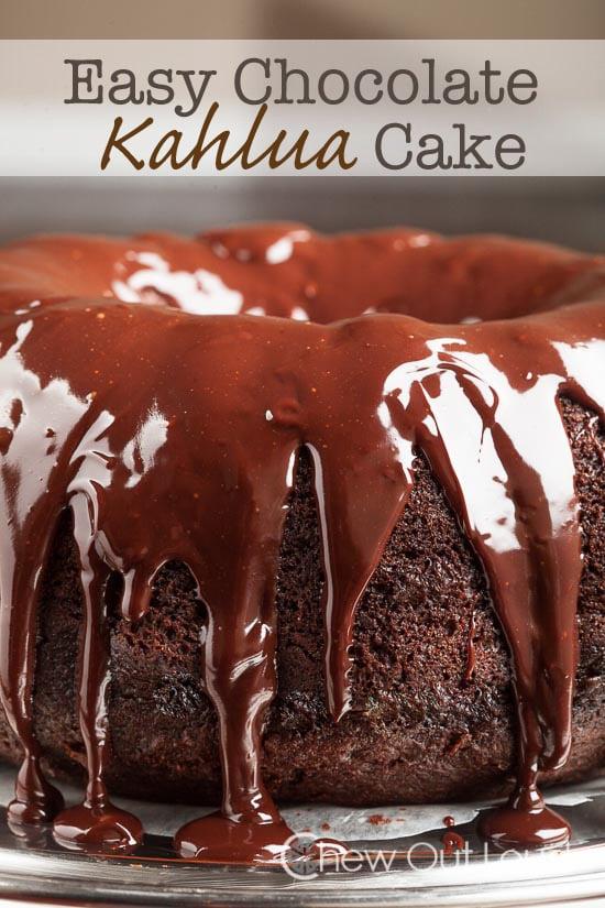 Best recipe for kahlua cake