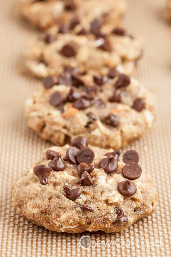 Oatmeal Energy Cookies 2