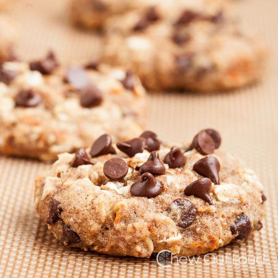 Oatmeal Energy Cookies 3